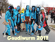 Gaudiwurm 2017 - Fotos und Video